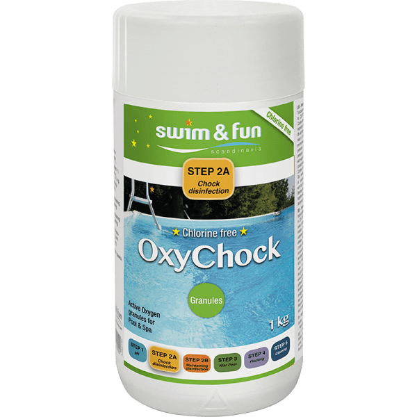 OxyChock Swim & Fun
