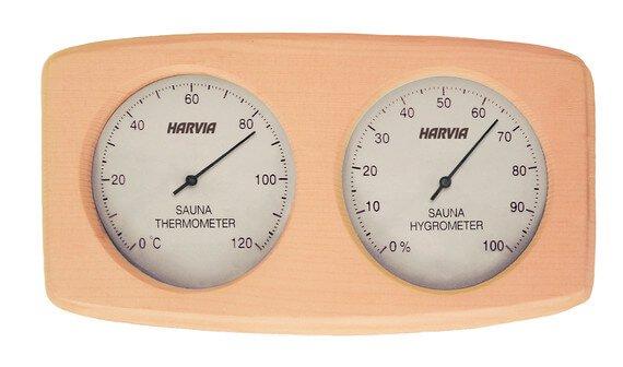 harvia termometer hygrometer fuktmätare