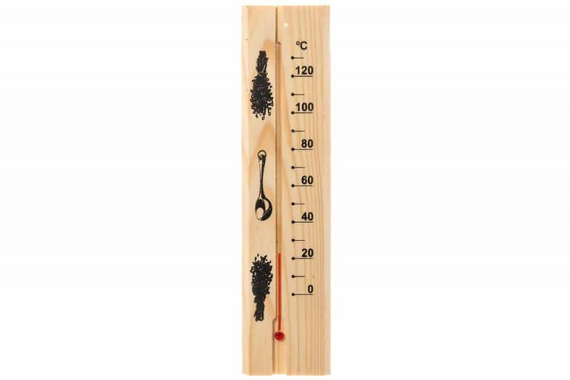 sauna bastutermometer